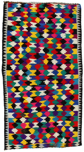 Qashqai - Kilim | klm5265-170 | CarpetU2