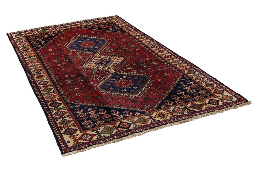 Qashqai - Shiraz Tappeto Persiano | unq1250-1020 | CarpetU2