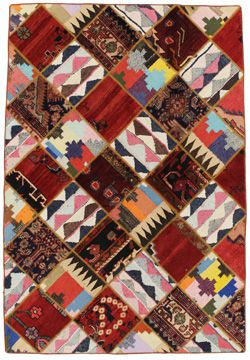 Tappeto Patchwork  216x148