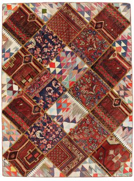 Tappeto Patchwork  242x180