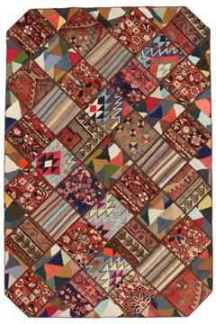 Tappeto Patchwork  253x171